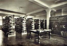 Abbaye De CLERVAUX : La Bibliothèque - Photo Véritable - Clervaux
