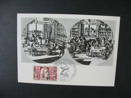 Carte-Maximum 1966  N° 1487 - 1960-69