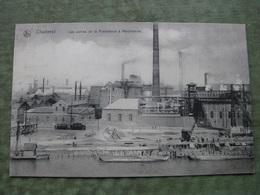 CHARLEROI - LES USINES DE LA PROVIDENCE A MARCHIENNE 1912 - Charleroi