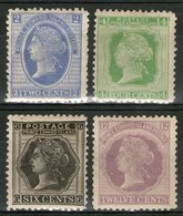 PRINCE EDOUARD: N°12+14/16 * (le 16 NSG)       - Cote 47€ - - Prince Edward (Island)