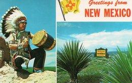GREETINGS FROM NEW MEXICO - Non Classificati