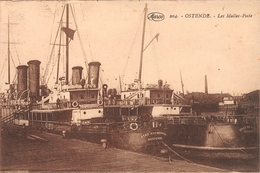 Ostende - Les Malles Poste - Oostende