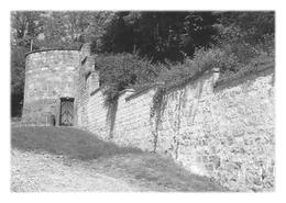 VAL-REVERMONT - Remparts Près Du Château De Treffort - France