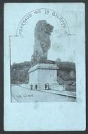 +++ CPA - Barrage De LA GILEPPE - Le Lion - 1900  // - Gileppe (Barrage)