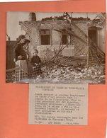 PHOTO. CROATIE. SLAVONSKI BROD. TREMBLEMENT De TERRE 1964  Achat Immédiat - Croatia