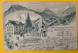 9994 - Hôtel Pension Trottet Monnetier - Frankreich