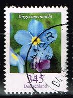 Bund 2017,Michel# 3324 O Blumen:Vergissmeinnicht - [7] République Fédérale