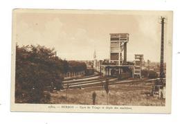 PF4215 - 02 Aisne - Hirson - Gare De Triage Et Dépôt Des Machines - Hirson