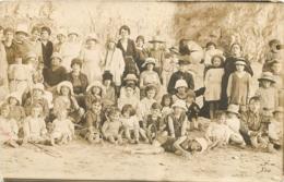 VEULES LES ROSES CARTE PHOTO 1934 - Veules Les Roses