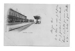 PF2511 - 02 Aisne - Hirson - La Gare - Hirson