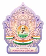 MALDIVES 2019 MNH Mahatma Gandhi S/S - OFFICIAL ISSUE - DH2007 - Mahatma Gandhi