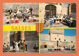 A456 / 245 66 - SALSES Groupe Folklorique Multivues - France