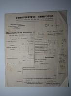 LANGRES COOPERATIVE AGRICOLE Des PRODUCTEURS DE BLÉ - GUILLEMIN à POUILLY - 1900 – 1949