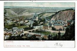 CPA-Carte Postale-Belgique- Durbuy Panorama Et Vallée Du Nord -1908- VM13333 - Durbuy