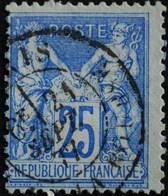 -Sage N°79 Type Ll.(CAD) O.PARIS PL DE LA BOURSE 21 SEPT 1877. - 1876-1898 Sage (Type II)