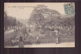 PARIS LE JARDIN DU PALAIS ROYAL 75 - Parks, Gardens