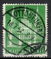 D+ Deutschland 1948 Mi 97 Eg Lübeck - American/British Zone