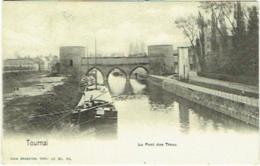 Tournai. Pont Des Trous. - Tournai