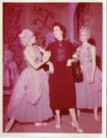 """Foto/Photo. Ballet. Opéra. Danse.   """"Beaucaire 1957-58."""" - Métiers"""