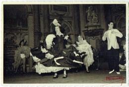 """Photo. Ballet. Opéra. Danse. """"Cancan, Bal De La Monnaie"""" Foto Vermeulen, Théatre Royal De La Monnaie. - Métiers"""