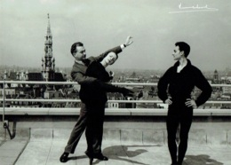 Photo. Ballet. Opéra. Danse.  Foto  Verhassel, Bruxelles. - Métiers