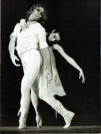 Grande Photo. Ballet. Opéra. Danse.  Couple De Danseurs.  Jorge Donn Et Dolores Laga ? 1968. Festival De Flandres - Métiers