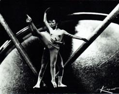 Grande Photo Montage. Ballet. Opéra. Danse.  Couple De Danseurs.  Foto Kayaert. - Métiers