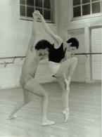 Grande Photo. Ballet. Opéra. Danse.  Couple De Danseurs.  Opéra De Paris. - Métiers
