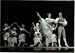 """Photo. Ballet. Opéra. Danse.  Foto Leynen, Berchem-Antwerpen. """"La Fille Mal Gardée"""" 1966. - Métiers"""
