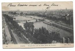 Perspective Sur La Seine Vue Du Louvre - La Seine Et Ses Bords