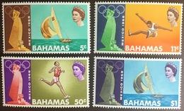 Bahamas 1968 Olympic Games MNH - Bahamas (...-1973)