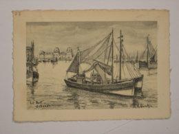 Ostende : Le Port - Oostende