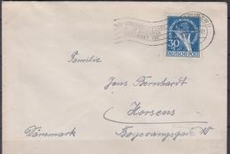 +F1112. Berlin 1950. Used Cover. Michel 70. (No Postmark Reversal). - [5] Berlino
