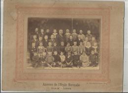 DAX (LANDES) PHOTO ANNEXE DE L'ECOLE NORMALE 1894 (GARCONS) - Lieux