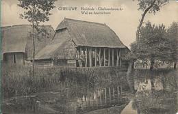 Gheluwe Hofstede Wal En Hooischure - Belgio