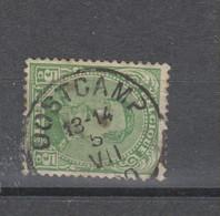 COB 137 Oblitération Centrale OOSTCAMP - 1915-1920 Albert I