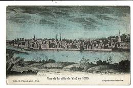 CPA-Carte Postale-Belgique- Vue De La Ville De Visé En 1626 -1907 VM13339 - Visé