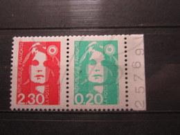 VEND BEAUX TIMBRES DE FRANCE N° P2614 , XX !!! (u) - 1989-96 Maríanne Du Bicentenaire