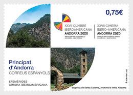 Andorra / Andorre - Postfris / MNH - Ibero-American Summit 2020 - Unused Stamps