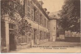 02 COURMELLES-les-SOISSONS  Ecole St-Félix-de-Valois - Otros Municipios
