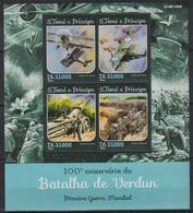N745. Sao Tome & Principe - MNH - 2016 - Military - War - Militaria