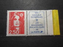 VEND BEAU TIMBRE DE FRANCE N° 2715a , XX !!! (d) - 1989-96 Maríanne Du Bicentenaire