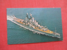 U S S Newport News  CA 148 Heavy Cruiser >   Ref 3909 - Krieg