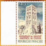 Abbaye De Saint Michel De Cuxa - Nuovi