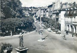 130C...Le Square Et L'Avenue Gambetta - Aurillac