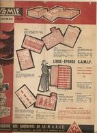 Revue Publicitaire Camif Niort 1959 - Autres