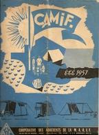 Revue Publicitaire Camif Niort 1957 - Autres