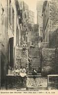 62 BOULOGNE SUR MER - QUARTIER DES MARINS . RUE DITE DES 108 E. E.S. 120 - Boulogne Sur Mer