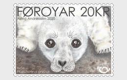 Faeroër / Faroes - Postfris / MNH - Norden, Zeehondenpup 2020 - Faroe Islands