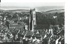 FRIBOURG    (  SUISSE  )    LA CATHÉDRALE - FR Fribourg